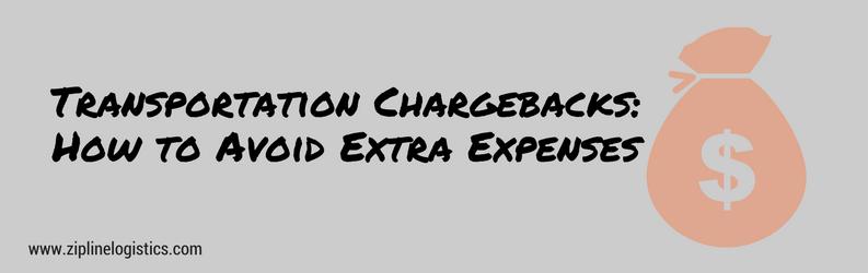 Avoid Vendor Chargebacks