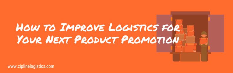 Product Promotion Logistics