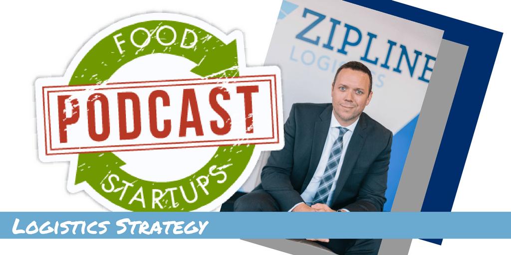 Logistics Strategy Food Startups
