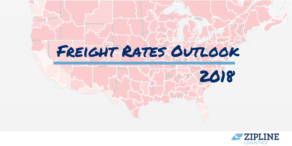 Freight Rates Outlook 2018 - Zipline Logistics - Capacity