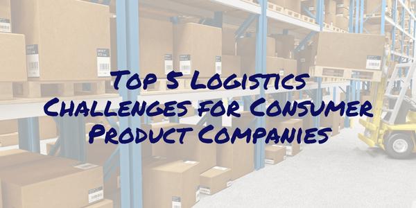 Food Transportation Issues - Consumer Product Logistics