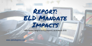 ELD Mandate Report Survey