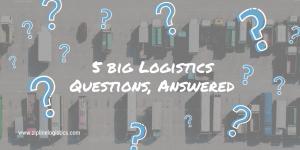 logistics-questions
