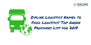 Zipline Logistics Green Transportation Provider