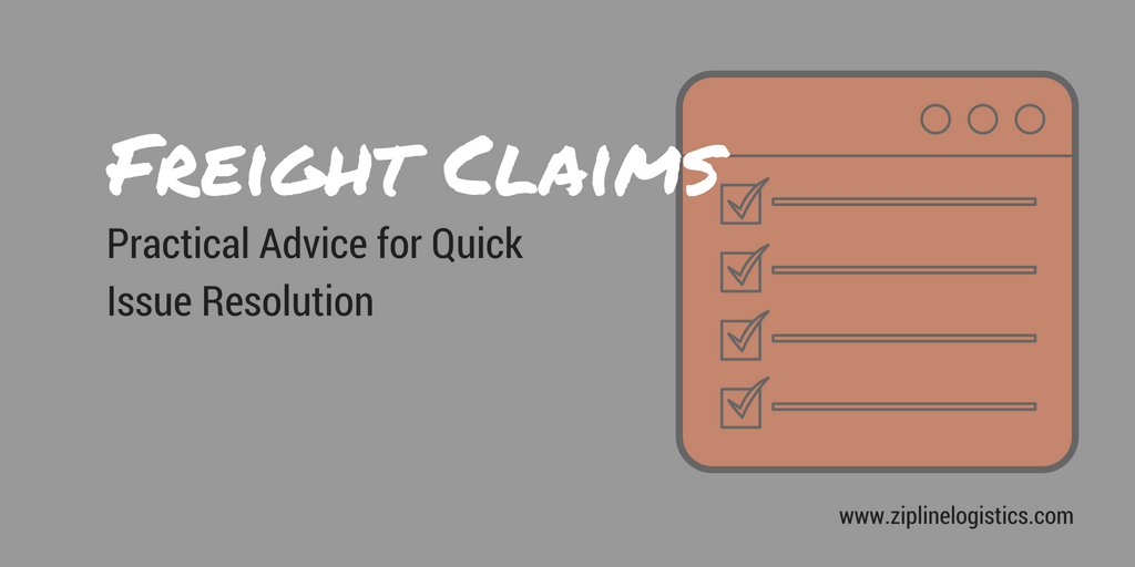Freight Claims Management and Freight Claims Process