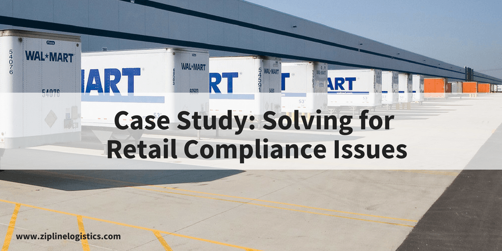 Case Study Solving for Retail Compliance Issues