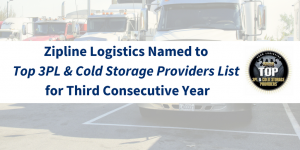 Food Logistics 2018 Top 3PL Provider