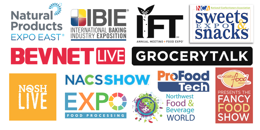Top 45 Food and Beverage Trade Shows - Zipline Logistics