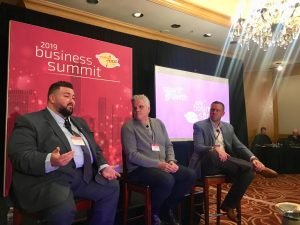 specialty food assoc biz summit 2019 logistics panel