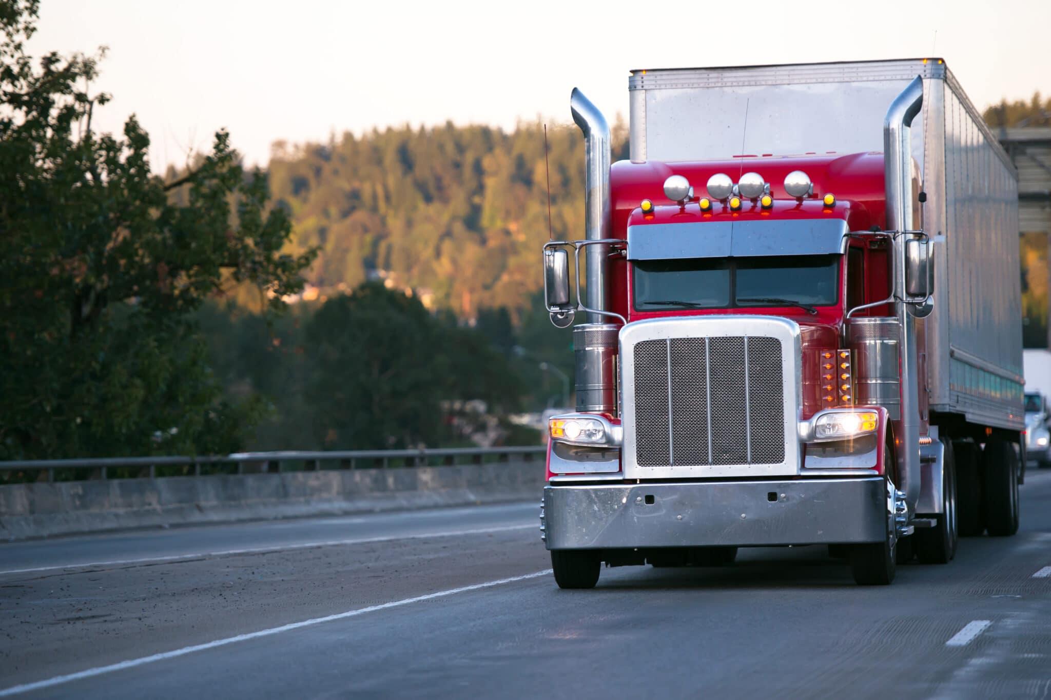 freight market august 2020