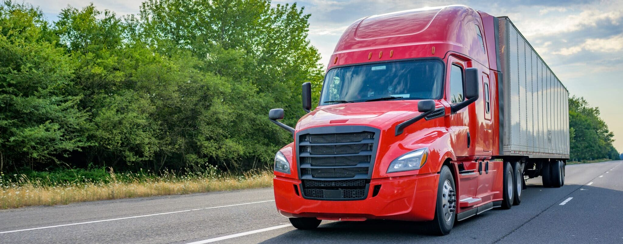 Q3 2021 freight market